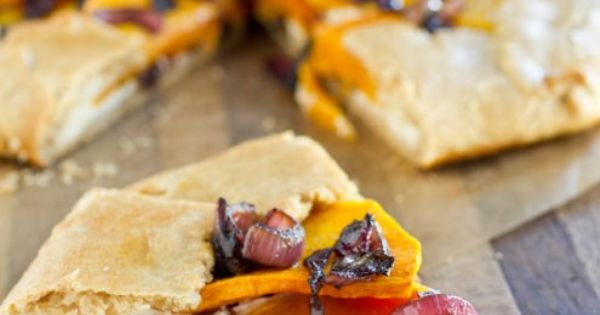 Balsamic onions, Butternut squash and Ricotta on Pinterest