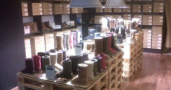 uggs shops in sydney