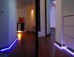 17 Bed Room Led Lighting Concepts To Not Sleep On Variant Living Stripped Decor Floor Design Led Lights