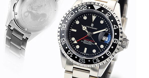 Want a rolex but think they are overpriced a rolex is no better than this steinhart gmt ocean for Watches better than rolex
