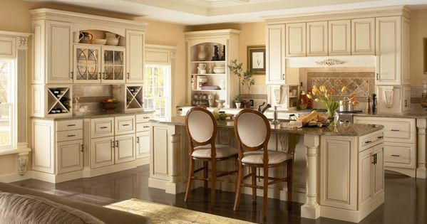 Kitchen Classically Traditional Photo 72 Kraftmaid