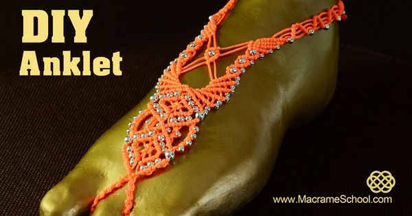how to make barefoot sandals with hemp