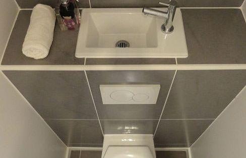 vous manquez d 39 espace pour installer un lave mains dans. Black Bedroom Furniture Sets. Home Design Ideas
