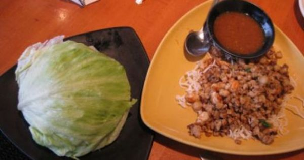 Lettuce Wrap Here Is An Easy Restaurant Copycat Recipe For California Pizza Kitchen 39 S Lettuce