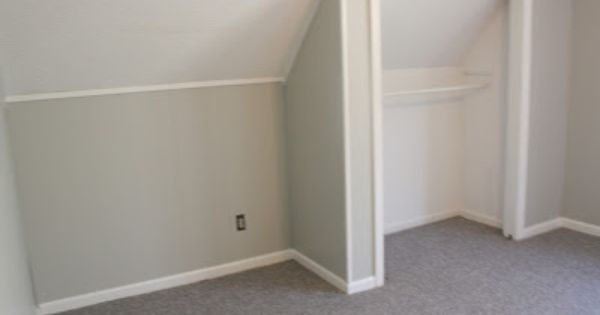 Wall color-Behr Dolphin Fin (eggshell) Trim Color-Behr ...