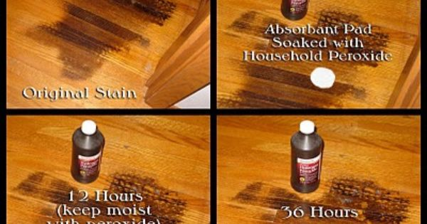 How To Get Rid Of Dark Stains On Wood Floor Thefloors Co