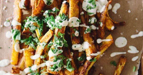 Paprika parsnip fries recipe. | Eat | dishes & desserts ...