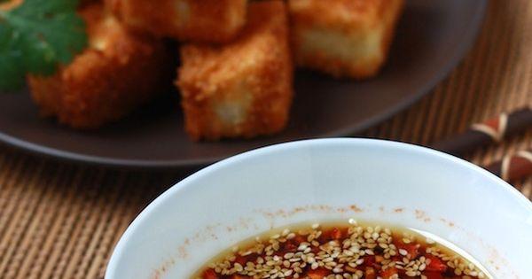 "... fried chicken!"" | Dee-licious! | Pinterest | Asian dipping sauces"