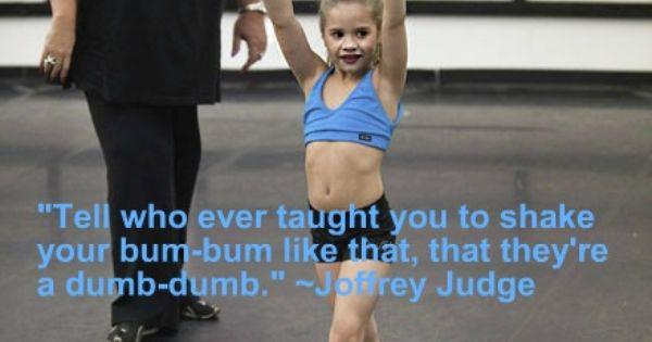 Dance Moms, Mackenzie Quotes ! So cute