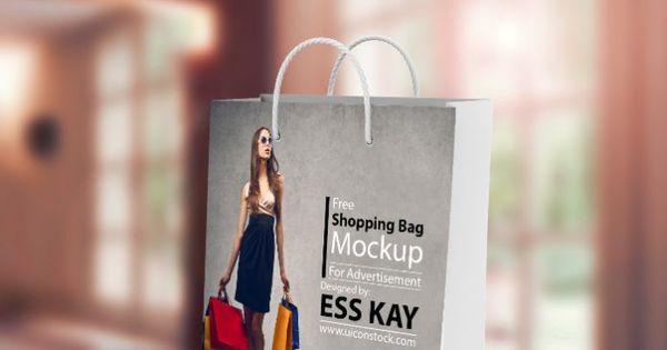 Download Pin By Mockup World On Packaging Bag Mockup Mockup Free Psd Mockup