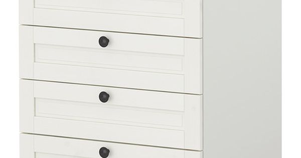 stuva combinaison rangement tiroirs teint blanc ikea chambre pinterest rangement. Black Bedroom Furniture Sets. Home Design Ideas