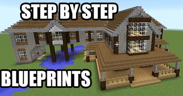 Get step by step blueprints for this house plus a bunch ...