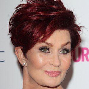 Image Result For Sharon Osbourne Short Red Hair Short Spiked Hair Sharon Osbourne Hair
