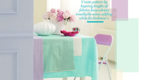 great pastel colour combinations