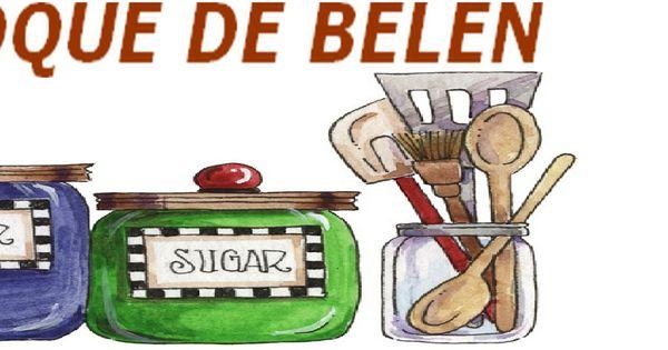 El toque de bel n blogs de cocina pinterest belenes for Blogs cocina vegetariana