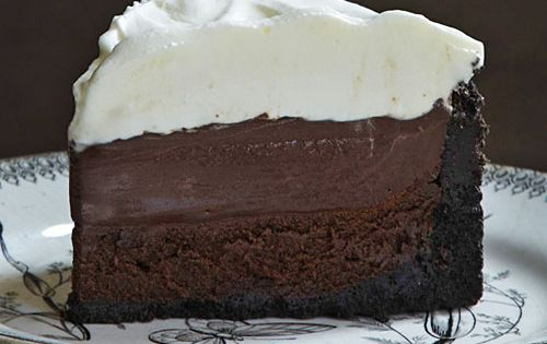 Mississippi Mud Pie (aka Muddy Mississippi Cake) - Martha Stewart Recipes Yield