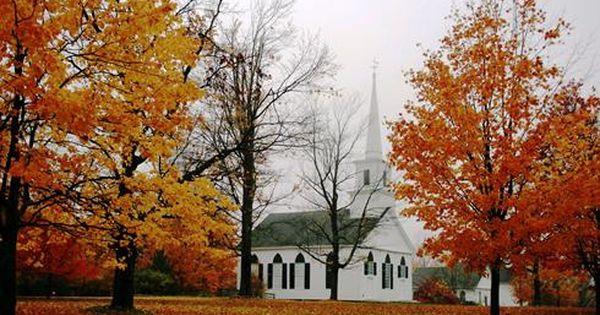 Salem Massachusetts In Autumn Salem Mass New Salem Old