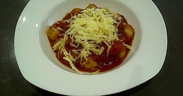 Gnocchi, Onions and Garlic on Pinterest