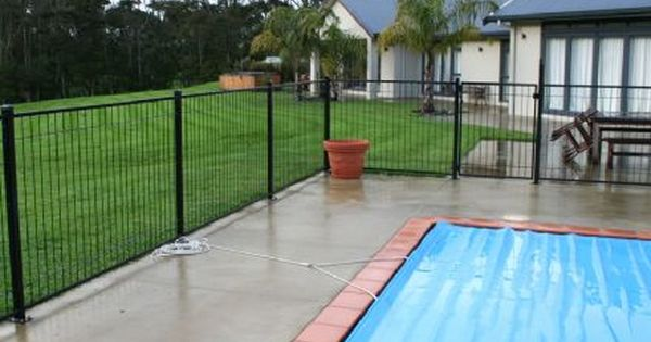 Pool Fencing Swimming Pool Fencing Auckland New Zealand Bulldog Solutions Fence Design Gate Design Pool Fence