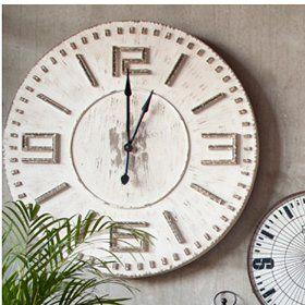Birch Lane Oversized Gumbranch 42 Wall Clock Oversized Wall Clock Wall Clock Clock