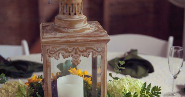 Sunflowers! Maryland Barn Wedding - Rustic Wedding Chic