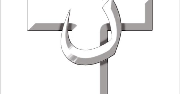 this is the arabic letter n nun and the first letter in nazarene isis terrorists paints this. Black Bedroom Furniture Sets. Home Design Ideas