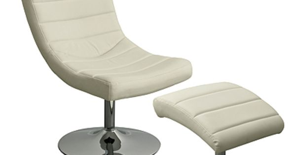 Swivel Recliner Chair Footstool Rest Revolving Modern Cream Leather By Premier Ebay Swivel Recliner Chairs Chair Relaxing Chair