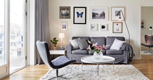 Scandinavian design living room wohnzimmer living for Living room 94 answers