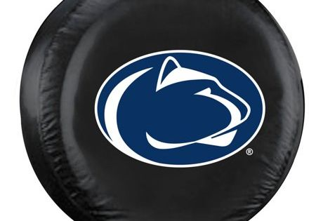 Sports Outdoors Nittany Lion Spare Tire Covers Sports Fan Shop