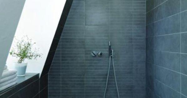 Kast Met Nisjes : Badkamer schuin dak ecosia