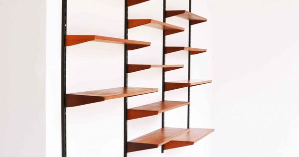 Danish design, Vintage walls and Wall units on Pinterest