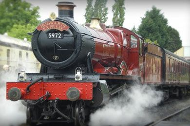 10 Best Train Trips For Families Family Vacation Critic Harry Potter Train Hogwarts Express Train Hogwarts
