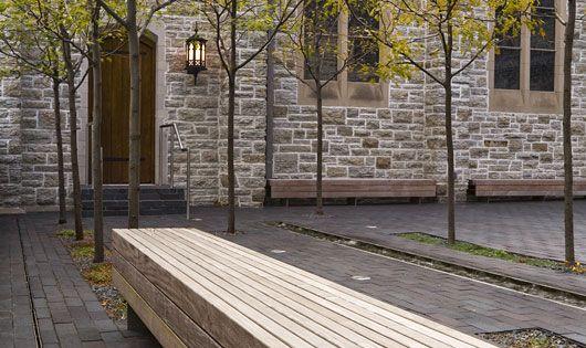 Westminster Presbyterian Church: Urban Columbarium and Courtyards Landscape ...