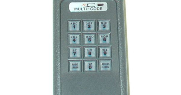 Multi Code Wireless Keyless Entry Keypad 4200 Keyless Keyless Entry Coding