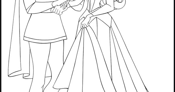 disney prince phillip coloring pages - photo#20