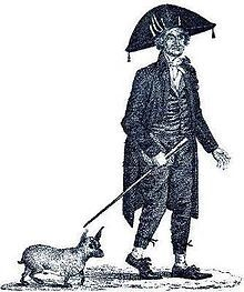 Timothy Dexter 1748 1806 Was An Uneducated Eccentric Business Man Who At Age 50 Wrote A Book About Himself Where He Complained With Images Dexter Weird Stories Strange
