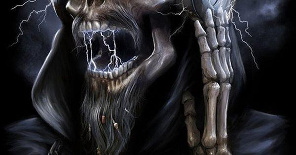 Grim Reaper Reaper Madness 2 Pinterest See more