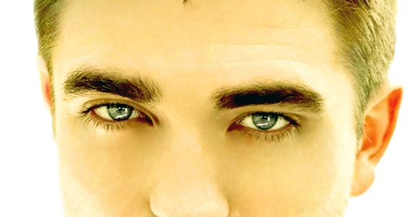Robert Pattinson: Eye candy