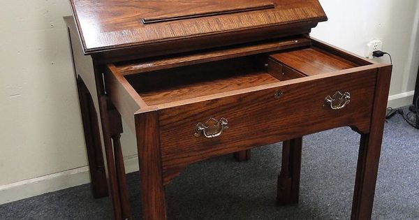 National Mt Airy Limited Edition Series 1 Oak Pull Desk