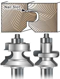 Mlcs Tongue And Groove Router Bit Assembly