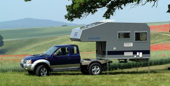 Camper Jack Mount Pickup Camper