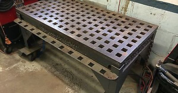 Acorn Welding Table Metal Stuff Pinterest Welding