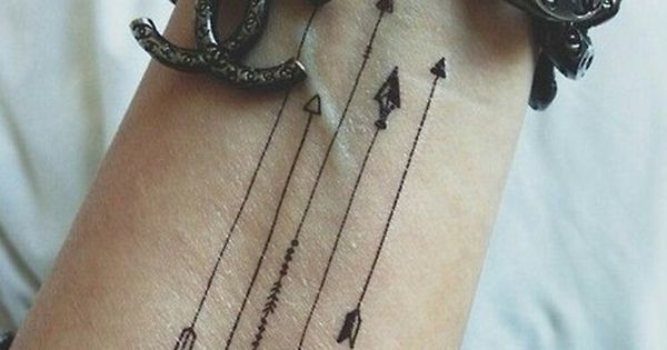 tiny and dainty arrow tattoos on wrist ink � beautiful