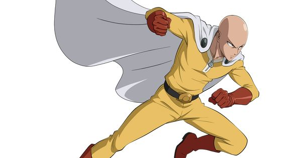 Saitama Render The Strongest Man By Maxiuchiha22 On Deviantart In 2020 One Punch Man Anime One Punch Man Saitama One Punch Man