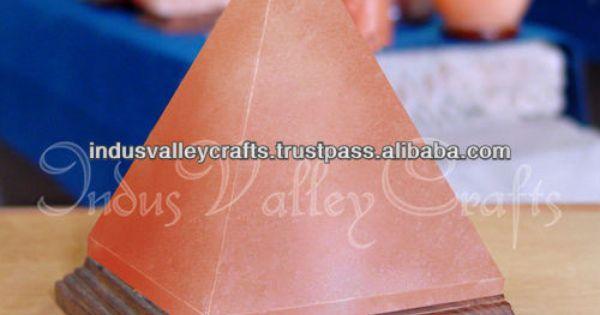 Himalayan Salt Lamp,Pyramid Shape Rock Salt,Negative Ions Generator - Buy Himalayan Salt Lamp ...