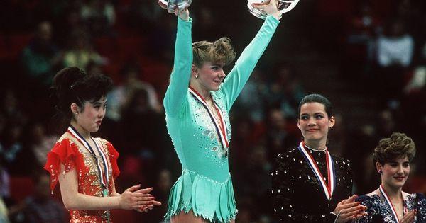 Tonya Harding >> Tonya Harding, Kristi Yamaguchi and Nancy Kerrigan. | Ice ...