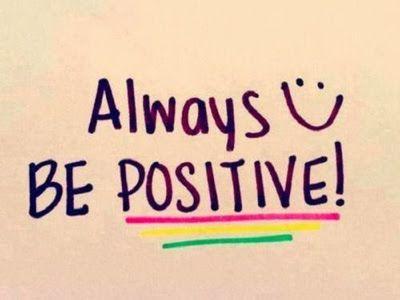 Feliz Sábado Citas Sobre El Pensamiento Ser Positivo