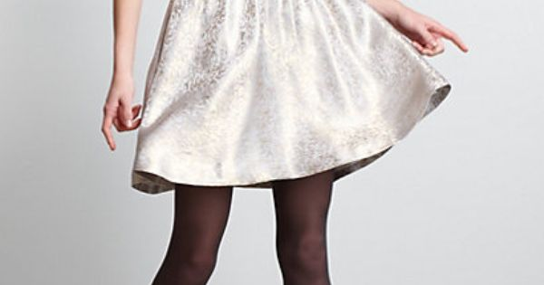 II silver dress II Christmas dress