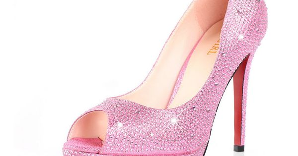 quinceanera shoes quinceanera shoes heels hot pink prom. Black Bedroom Furniture Sets. Home Design Ideas