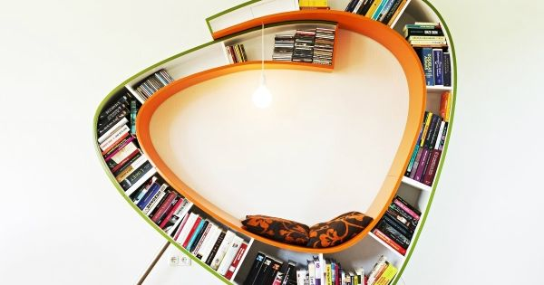 innovative bookshelf i like it pinterest. Black Bedroom Furniture Sets. Home Design Ideas